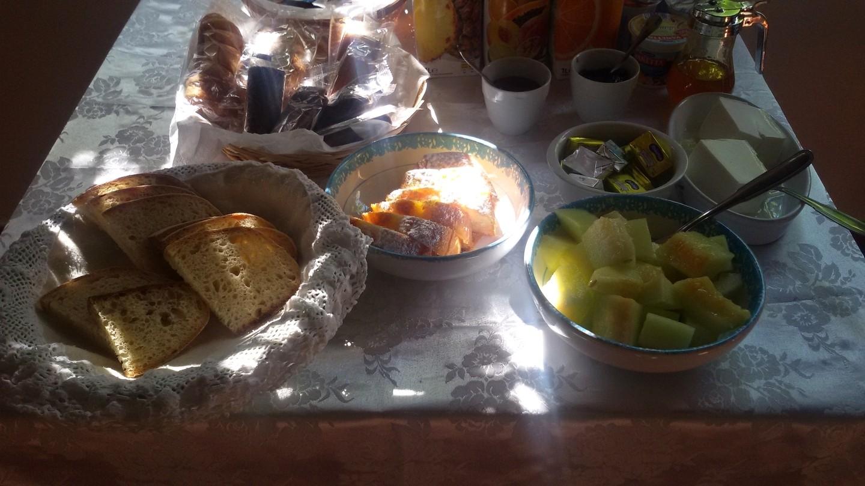 B&B Martina colazione