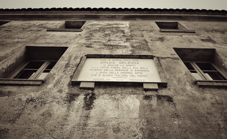 Nuoro Casa di Grazia Deledda Esternojpeg_phixr