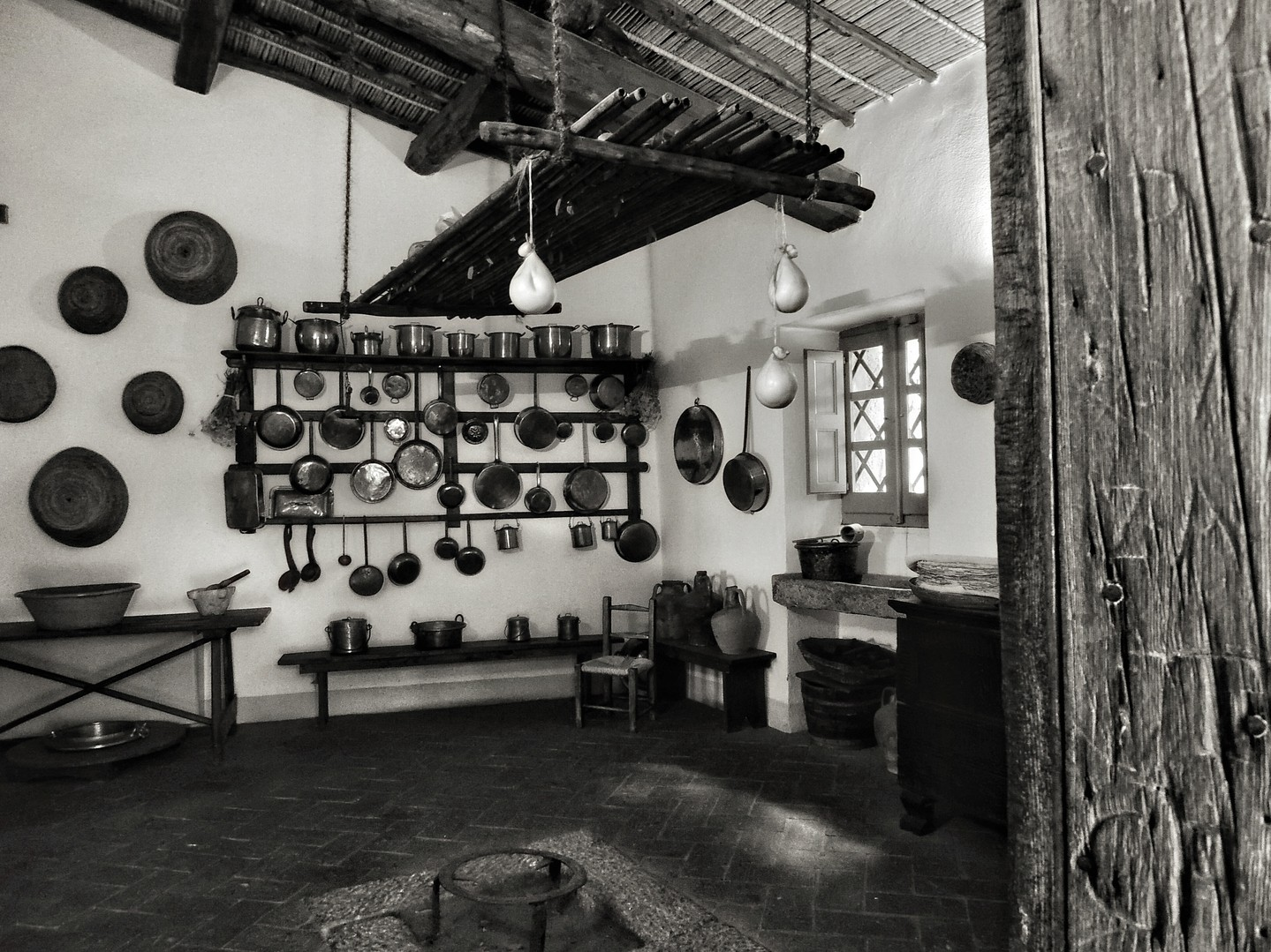Nuoro Casa di Grazia Deledda cucinajpeg_phixr