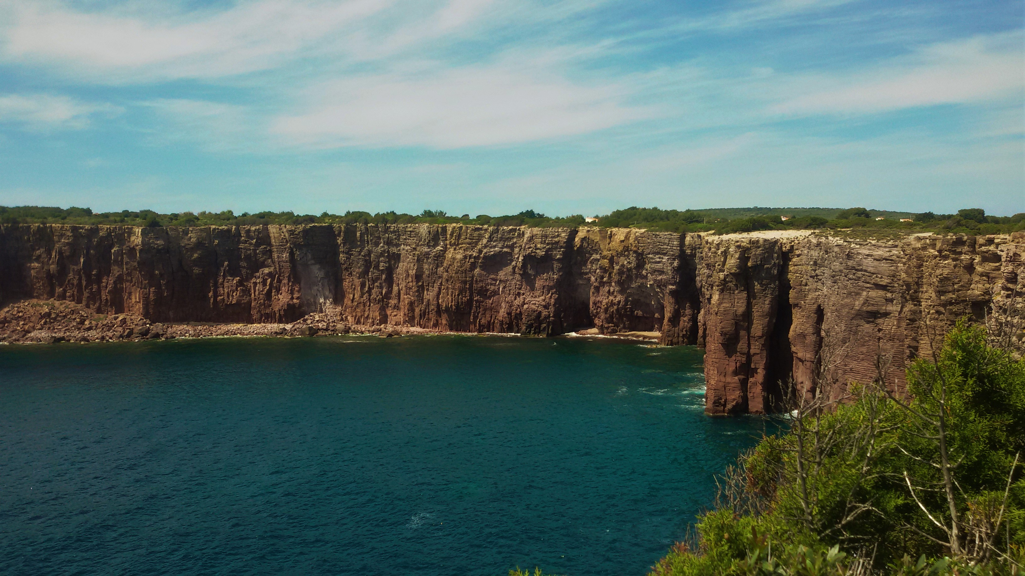 isola san pietro - Conca