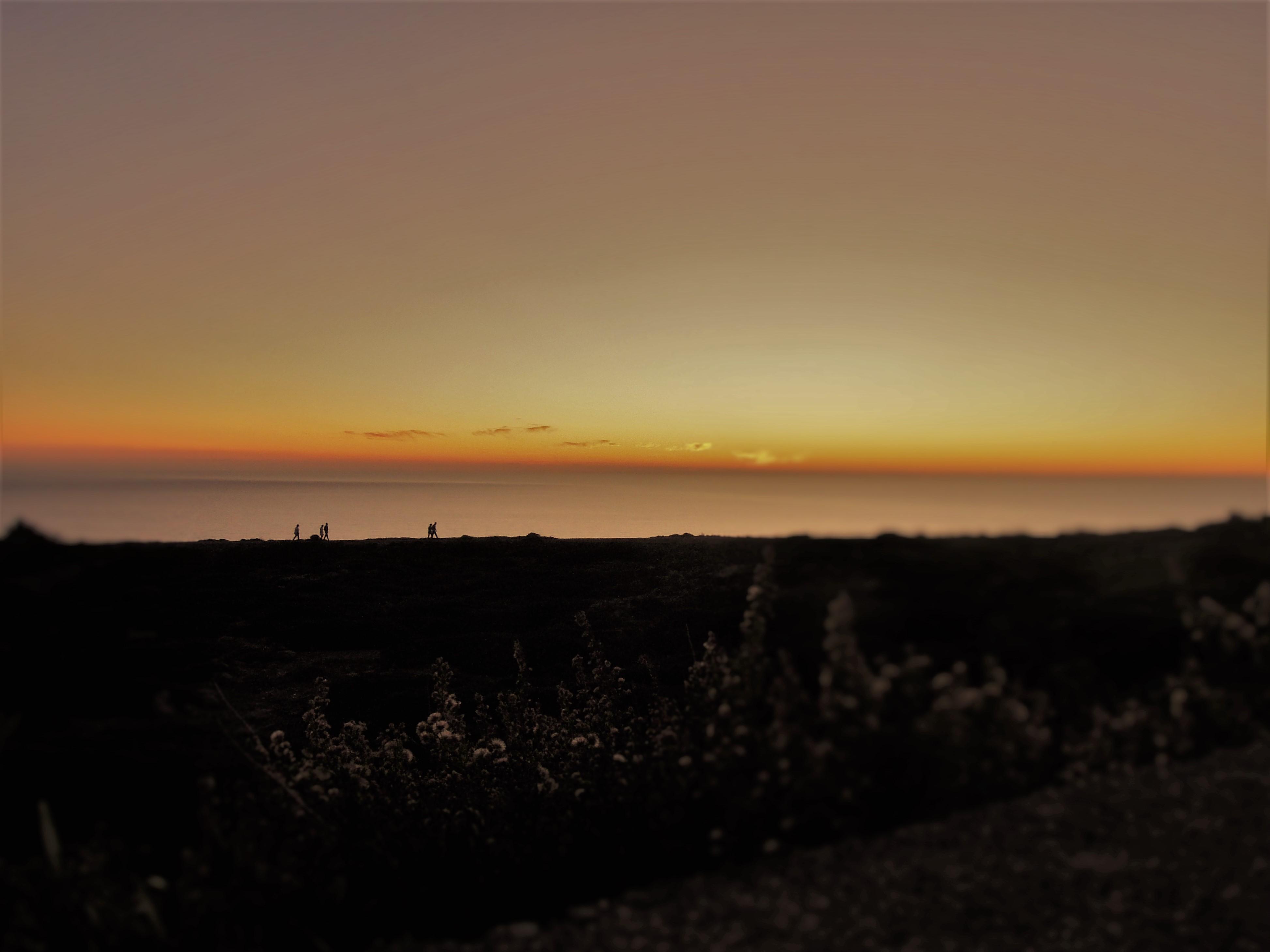 isola san pietro - tramonto faro 2