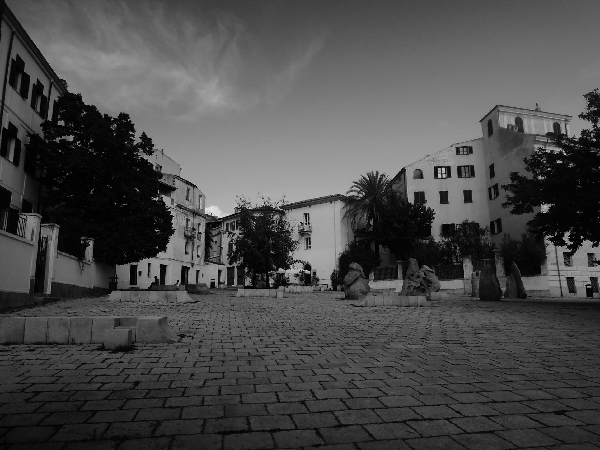 piazza Sebastiano Satta Nuoro